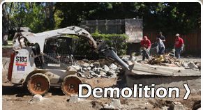 demolition flagstaff, waste disposal