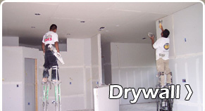 drywall, wallboard, plaster, hole repair