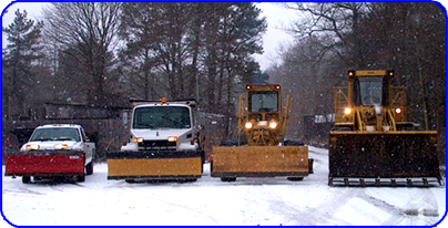 Flagstaff snow plowing and removal